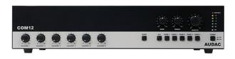 AUDAC COM12MK2 Представление / сцена Проводная Черный усилитель звуковой частоты
