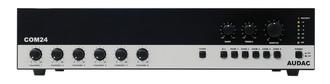AUDAC COM24MK2 Представление / сцена Проводная Черный усилитель звуковой частоты