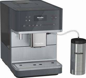 Miele CM 6350 Отдельностоящий Автоматическая Combi coffee maker 1.8л Графит