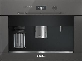 Miele CVA 6401 Встроенный Автоматическая Espresso machine 2.3л 15чашек Графит, Серый