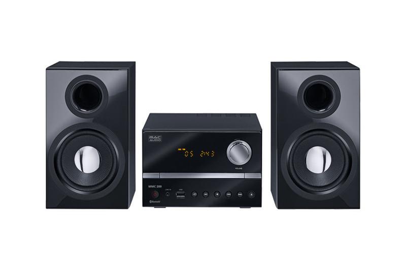 Mac Audio MMC 200 Micro set Черный домашний музыкальный центр