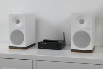 Tangent Ampster X4 Micro set 100Вт Белый