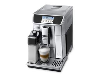 DeLonghi PrimaDonna Elite Experience ECAM 656.85.MS Отдельностоящий Автоматическая Espresso machine Черный, Металлический