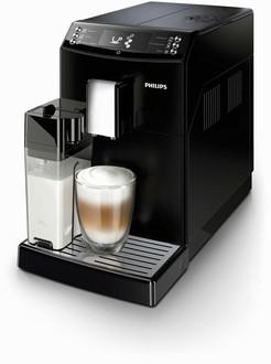 Philips 3100 series EP3551/00 Отдельностоящий Автоматическая Машина для эспрессо 1.8л Черный кофеварка