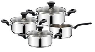 Tefal A611S424 набор кастрюль/сковородок