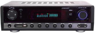 Lotronic 10-7053 Проводной и беспроводной Черный усилитель звуковой частоты