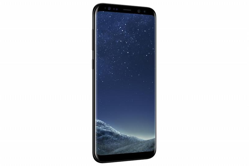 Samsung Galaxy S 8+ Одна SIM-карта 4G 64ГБ Черный смартфон