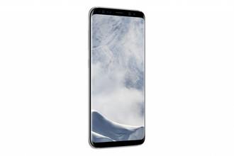 Samsung Galaxy S 8 Одна SIM-карта 4G 64ГБ Cеребряный смартфон