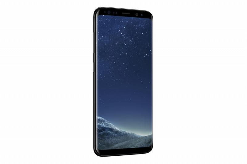 Samsung Galaxy S 8 Одна SIM-карта 4G 64ГБ Черный смартфон