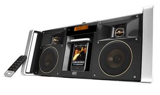 Altec Lansing IMT800 домашний музыкальный центр