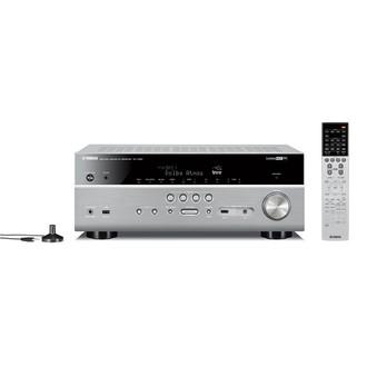 Yamaha RXV683 7.2канала Объемный звук 3D Титановый AV ресивер
