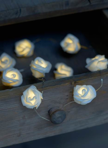 Sirius Home Rose 12лампы LED Cеребряный, Белый