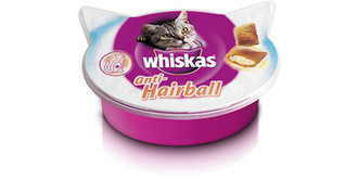 Whiskas 176309/8er Pack Кот 60г Treat
