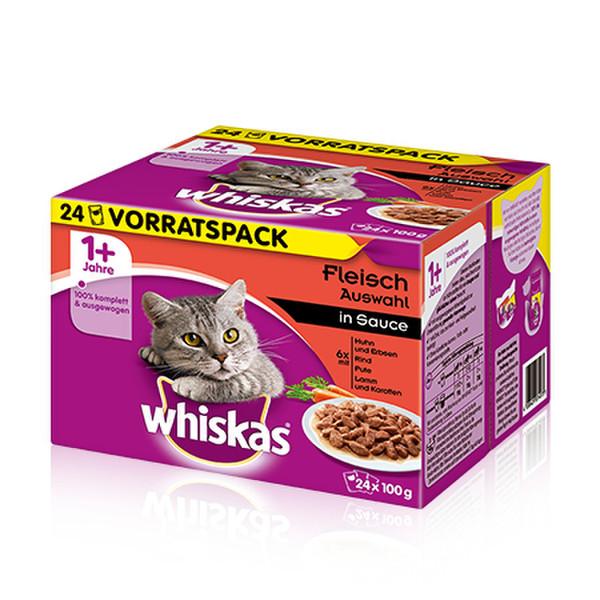 Whiskas 219011 2400g