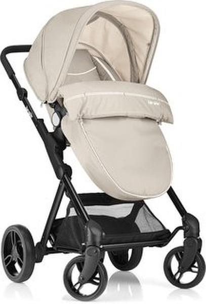 Brevi 8011250766051 Traditional stroller 1место(а) Серый детская коляска