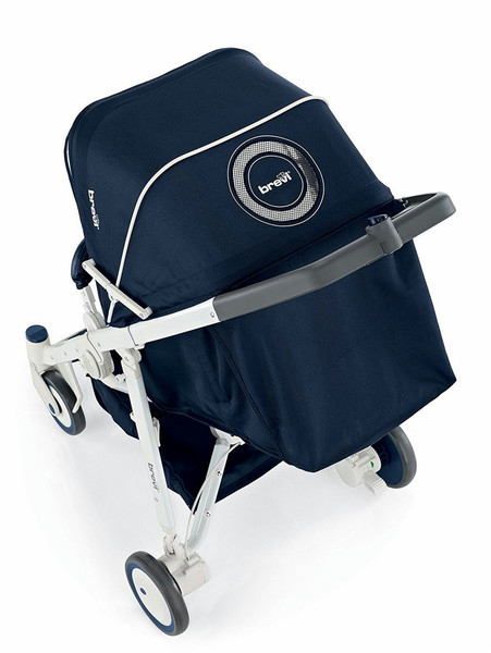 Brevi Crystal Paseggino 239 Traditional stroller 1место(а) Синий