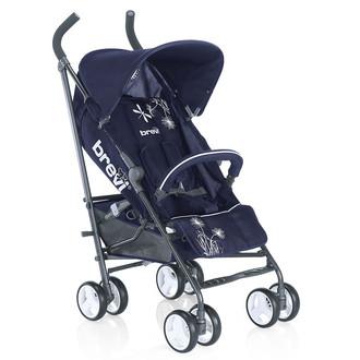 Brevi Marathon Lightweight stroller 1место(а) Синий, Серый