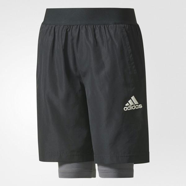 Adidas CE9219 176 Черный Спорт boys' trousers/shorts