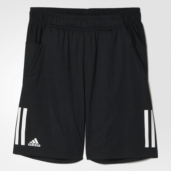 Adidas BJ8243 Черный, Белый Спорт boys' trousers/shorts