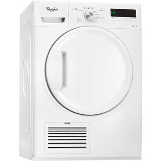 Whirlpool DDLX80112 Отдельностоящий Фронтальная загрузка 8кг B Белый сушилка для белья