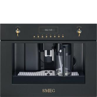 Smeg CMS8451A Встроенный 1.8л Антрацитовый кофеварка