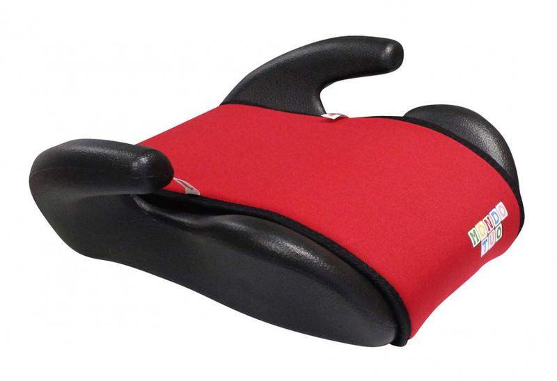 Poupy 6080.06 Черный, Красный Автомобильный бустер без спинки автокресло-бустер