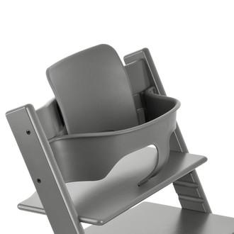 Stokke Tripp Trapp Походный детский стульчик Жесткое сиденье Серый