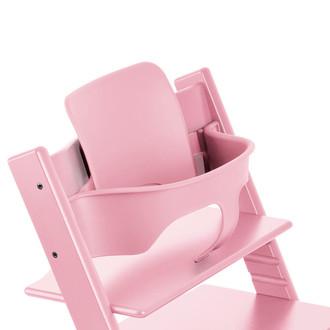 Stokke Tripp Trapp Походный детский стульчик Жесткое сиденье Розовый