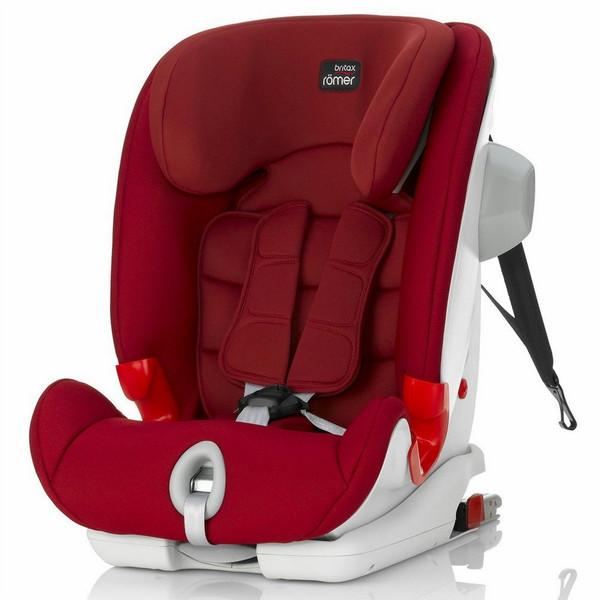 Britax AdvansaFix II SICT 1-2-3 (9 - 36 кг; 9 месяцев - 12 лет) Красный детское автокресло