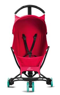 Quinny Yezz Jogging stroller 1место(а) Красный