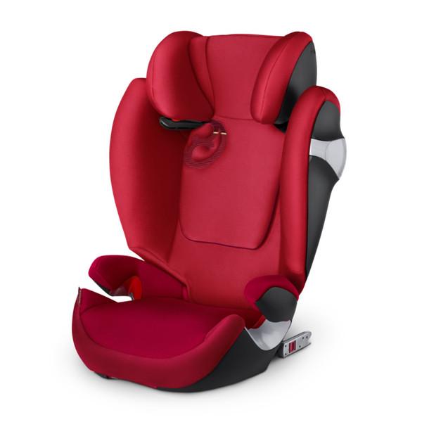 CYBEX Solution M-Fix 2-3 (15 - 36 кг; 3,5 - 12 лет) Красный детское автокресло