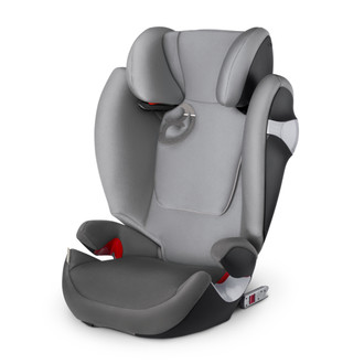 CYBEX Solution M-Fix 2-3 (15 - 36 кг; 3,5 - 12 лет) Серый детское автокресло