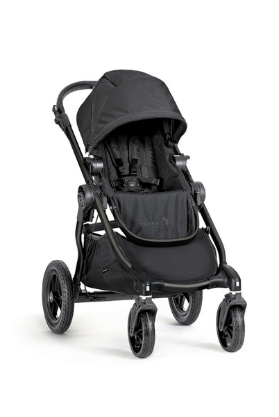 Baby Jogger city select Traditional stroller 1место(а) Черный