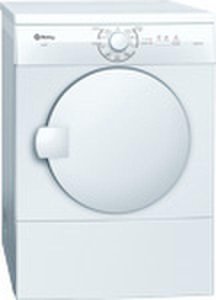 Balay 3SE60100EE Встроенный Фронтальная загрузка 6кг C Белый сушилка для белья