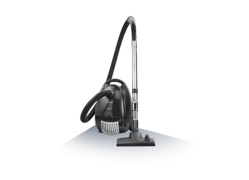 Grundig VCC 4950 Цилиндрический пылесос 2.5л 2000Вт Черный