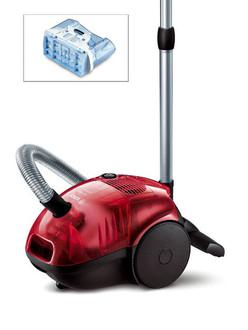 Bosch BSD3081 Цилиндрический пылесос 6л 2000Вт Красный пылесос