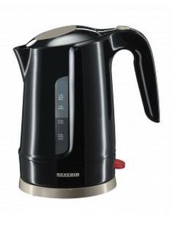 Severin WK 3357 1.2л 1300Вт Черный электрический чайник
