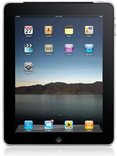Apple iPad 32ГБ 3G Черный, Cеребряный планшетный компьютер
