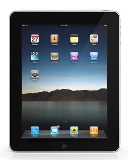 Apple iPad 64ГБ Черный, Cеребряный планшетный компьютер