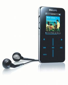 Philips GoGear Аудиоплеер с флэш-памятью SA9100/00