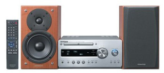 Kenwood Electronics K-711 Mini set 60Вт Cеребряный