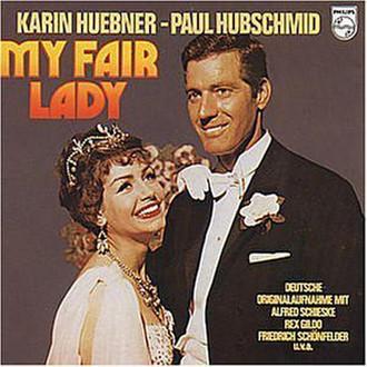Philips My Fair Lady (Querschnitt) - 1984 CD-R 700МБ 1шт
