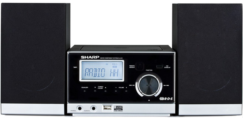 Sharp XLUH1H домашний музыкальный центр