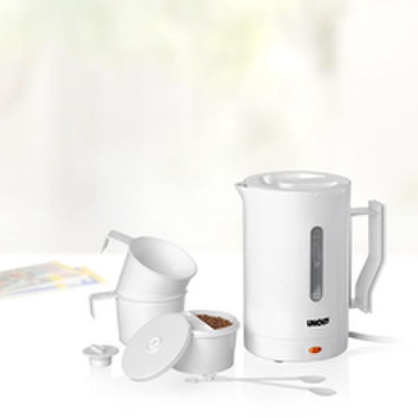 Unold 8210 0.5л 1000Вт Белый электрический чайник