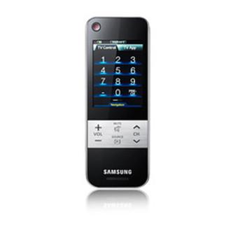 Samsung RMC30 Черный, Cеребряный пульт дистанционного управления