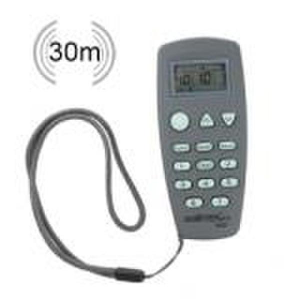 Walimex 16578 Серый пульт дистанционного управления