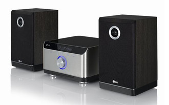 LG XA105 домашний музыкальный центр