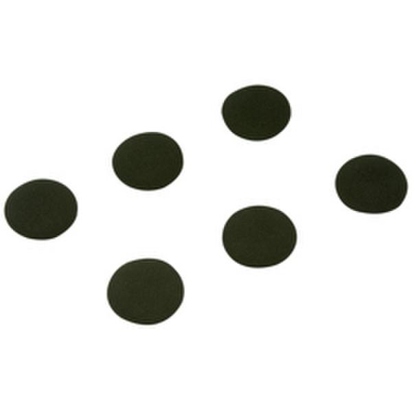 Bandridge BHP050 Черный 6шт подушечки для наушников