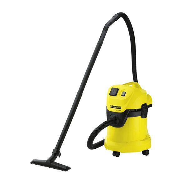 Kärcher WD 3.500 P Цилиндрический пылесос 17л 1200Вт Черный, Желтый