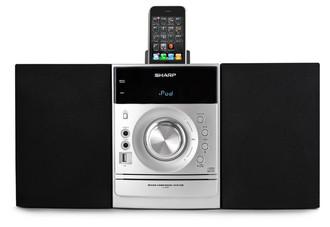 Sharp XL-DH330PH домашний музыкальный центр